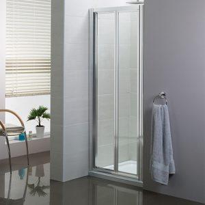 Aqua 1000mm Bifold Shower Enclosure